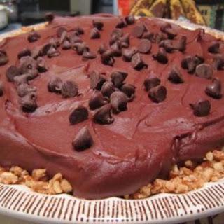 Irish Crème Moussecarpone Pie