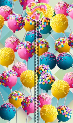 Lollipop Zipper UnLock