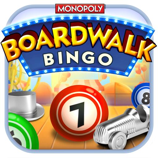 boardwalk bingo monopoly apps