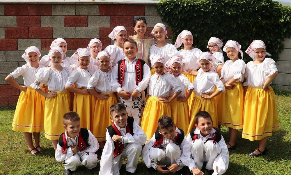 1.ročník folklórneho festivalu v Ľuboticiach