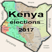 Kenya Elections  2017 Tracking