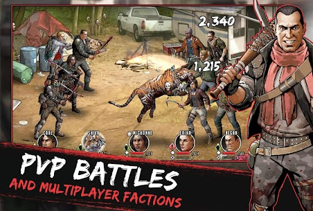 The Walking Dead: Road to Survival Apk Download For Android and Iphone 4