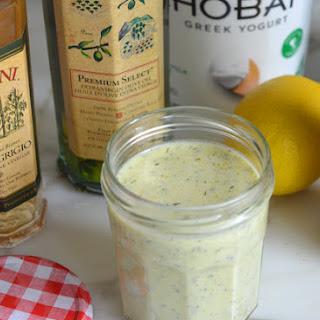 Creamy Greek Yogurt Dressing Recipe