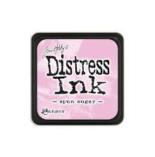 Tim Holtz Distress Mini Ink Pad - Spun Sugar