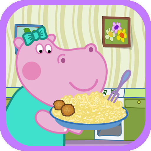 Cooking games: Feed funny animals (game)