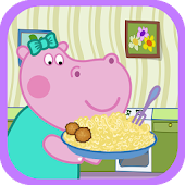 Cooking games: Feed funny animals