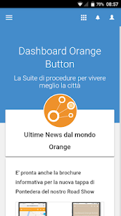 Orange Button- screenshot thumbnail