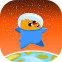Jumping in Space icon