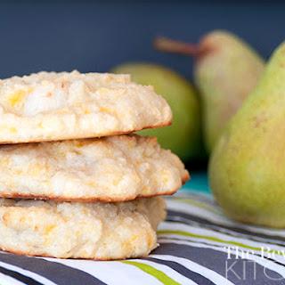 Cheddar & Pear Gluten Free Scones