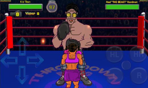 Download Throwdown Boxing 2 For PC Windows and Mac apk screenshot 2
