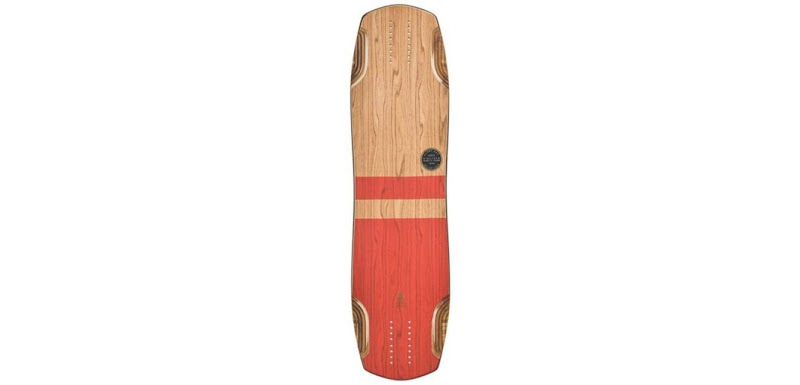 Globe - Geminon Evo 34 - Olive/Red deck Only