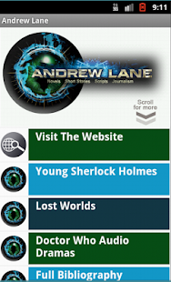 Andrew Lane- screenshot thumbnail