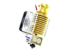 E3D v6 Gold HotEnd Fully Assembled - 1.75mm (12v)