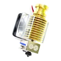 E3D v6 Gold HotEnd Fully Assembled - 1.75mm (12v)