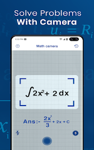 Math Scanner By Photo - Solve My Math Problem Screenshot