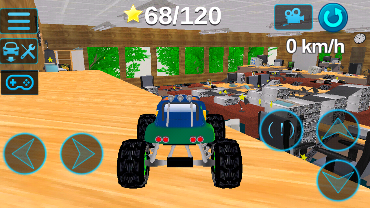 RC Truck Racing Simulator 3D- screenshot
