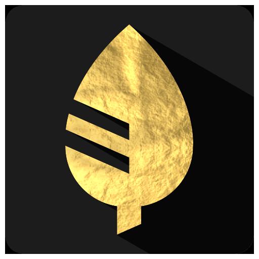 Gold Leaf - Icon Pack (Pro Version) APK Cracked Download