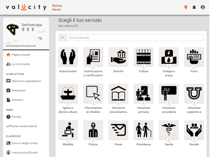 Valucity- screenshot thumbnail