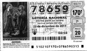 Photo: Boletin 132 - Loteria 2011