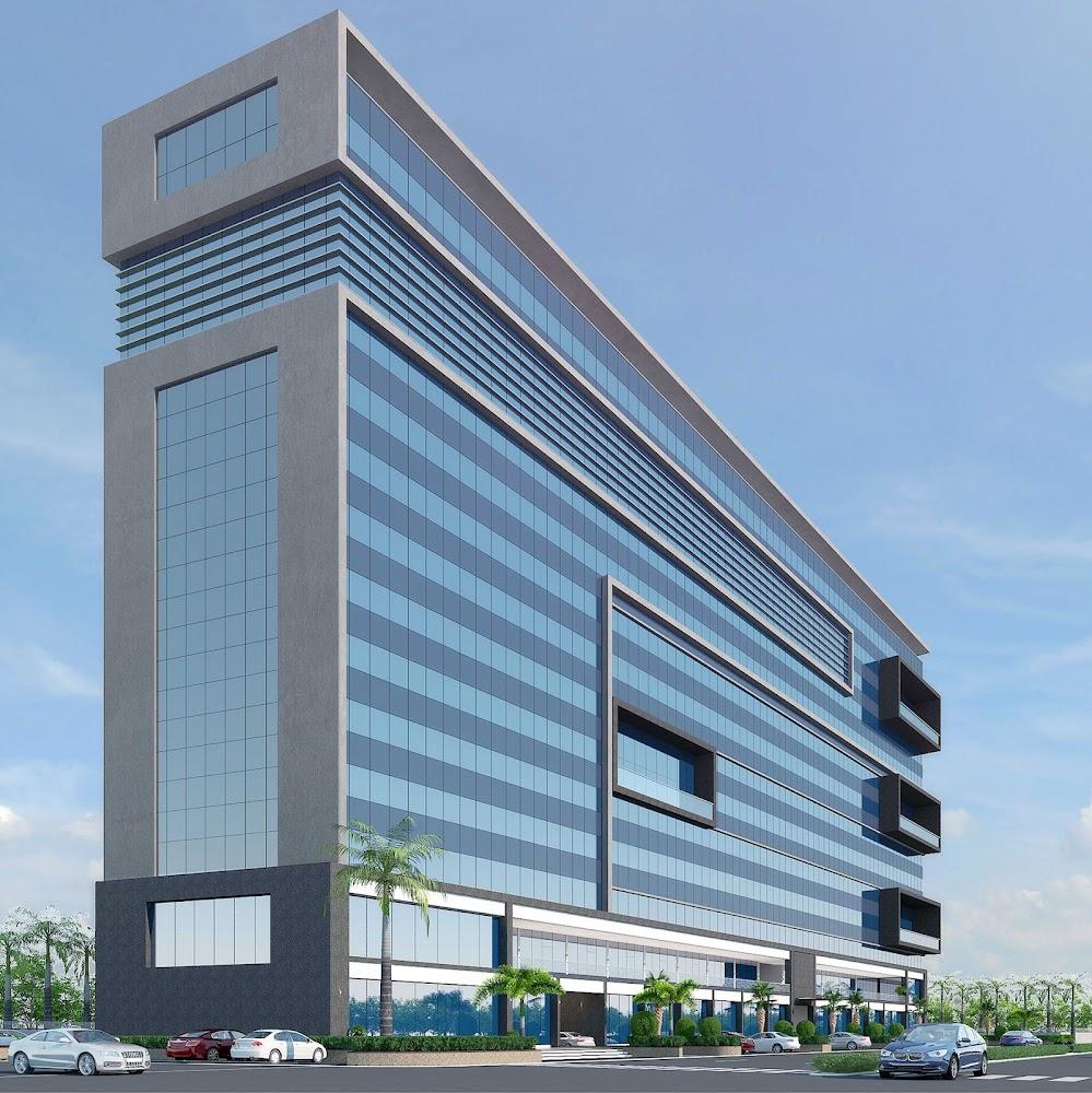 Shivalik Satyamev Office Space