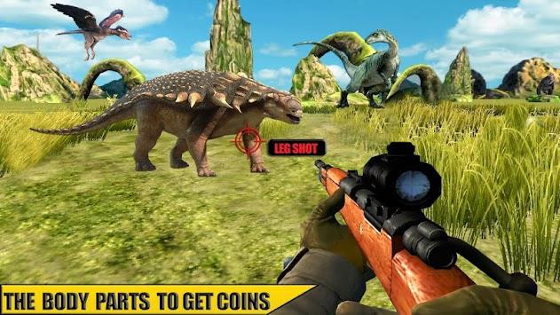 Dinosaur Hunter Epic Hunting apk screenshot