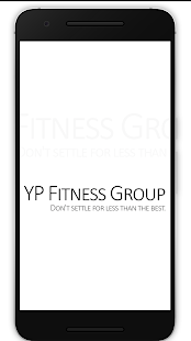 YP Fitness Group - náhled