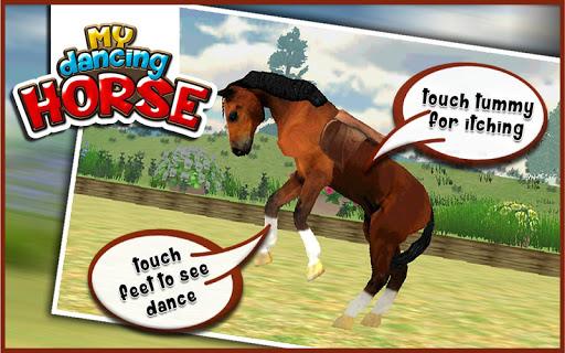 My Dancing Horse 3D