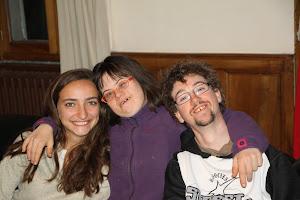 Communauté Les sapins, Arche, jean Vanier, personnes handicapées mentales