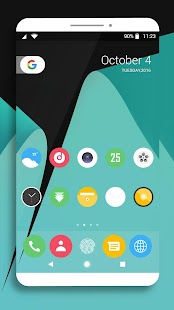 O Pro Icon Pack Screenshot