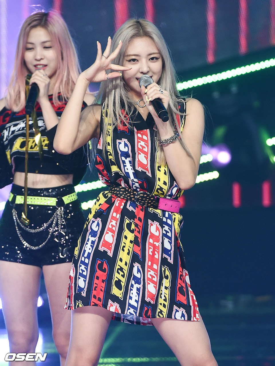 yuna show champion visual 2