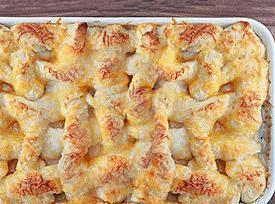 Kickin Chick'n Corn Casserole Recipe