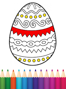 Surprise Eggs: Colouring Book - náhled