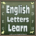 Learn English Letters for beginners and kids icon