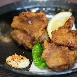 Japanese Triple-Fried Chicken (Kara-Age) Recipe