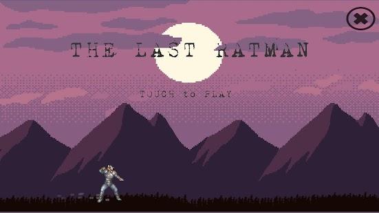 The last ratman - náhled