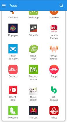 Food - Order Delivery Appのおすすめ画像1