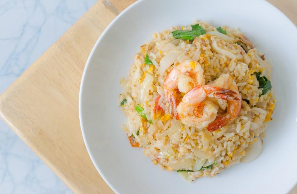 platos tipicos de tailandia