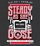 Logo of Steady as She Gose Ghost Pepper Gose