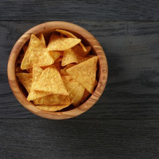 2-Ingredient Tortilla Chips