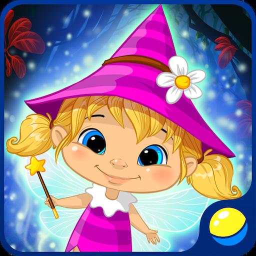 ماجيك الألغاز ✨: ألعاب خرافية للأطفال