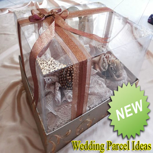 Wedding parcel ideas - náhled