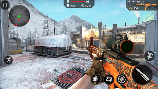Encounter Strike:Real Commando Secret Mission 2020 1.1.2 screenshots 18
