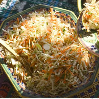 Coleslaw Rice Wine Vinegar Recipes.