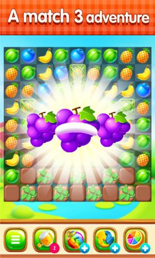 Sweet Fruit Candy Bomb 1.8 screenshots 1
