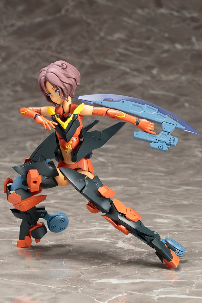 Kotobukiya / Megami Device 女神裝置 / SOL走鵑 Road Runner 組裝摸型