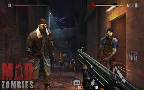 Mad Zombies 5.25.1 Mod Apk Download 3