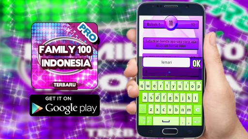 Family 100 Indonesia - Terbaru 1.0.0 screenshots 2