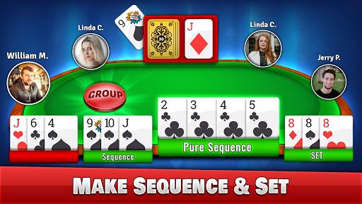 Indian Rummy Offline - Free Rummy 13 Card Games 7.5 screenshots 1