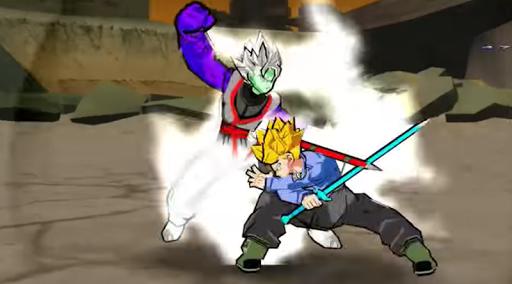 Goku Future Xenoverse battle for PC