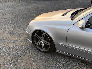 Eクラス ステーションワゴン W211 E350のカスタム事例画像 ぴろ( チーム ローガン関東)さんの2018年07月22日18:27の投稿